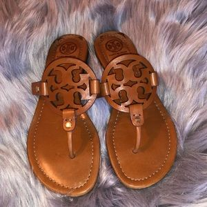1ae40bfac Women s Used Tory Burch Miller Sandals on Poshmark